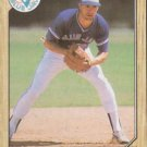 1987 Topps 751 Garth Iorg