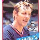 1980 Topps #556 Joe Rudi