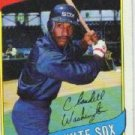 1980 Topps #322 Claudell Washington