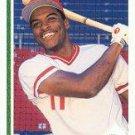 1991 Upper Deck 71 Reggie Sanders RC