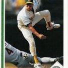 1991 Upper Deck 192 Walt Weiss