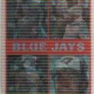 1987 Sportflics Team Preview #5 Toronto Blue Jays