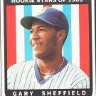 1989 Baseball Card Magazine 14 Gary Sheffield