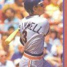 1989 Score Hottest 100 Stars #7 Alan Trammell