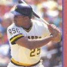 1989 Score Hottest 100 Stars #42 Bobby Bonilla