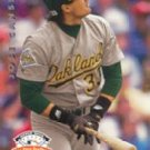 1992 Upper Deck FanFest #17 Jose Canseco