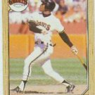 1987 Topps #180 Chris Brown
