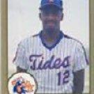 1988 ProCards Tidewater Tides #1590 Reggie Dobie