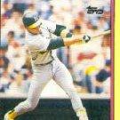 1989 Toys'R'Us Rookies #32 Walt Weiss