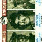 1979 Topps #721 Juan Berenguer RC/Dwight Bernard RC/Dan Norman RC