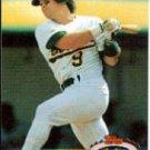 1991 Stadium Club #151 Mike Gallego