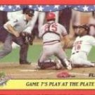 1988 Fleer World Series #11 Don Baylor