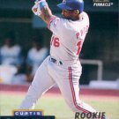 1994 Pinnacle #230 Curtis Pride RC