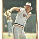 1982 Fleer 160 Terry Crowley