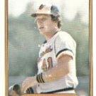 1982 Fleer 167 Dan Graham