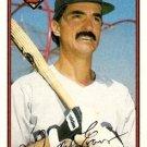 1989 Bowman #35 Dwight Evans