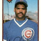 1989 Bowman #286 Mike Harkey RC