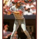 1989 Bowman #311 Barry Larkin