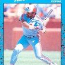 1990 Donruss Best NL #104 Tim Raines