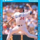 1990 Donruss Best NL #90 Fernando Valenzuela