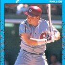 1990 Donruss Best NL #69 John Kruk