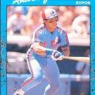 1990 Donruss Best NL #67 Andres Galarraga