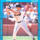 1990 Donruss Best NL #61 Matt Williams