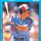 1990 Donruss Best NL #55 Tim Wallach