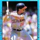 1990 Donruss Best AL #75 Brook Jacoby