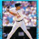 1990 Donruss Best AL #71 Craig Worthington