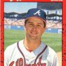 1990 Donruss 50 Jeff Treadway