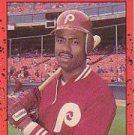1990 Donruss 76 Ricky Jordan
