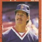 1990 Donruss 582 Greg A. Harris