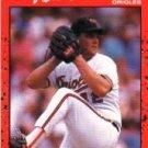 1990 Donruss 596 Pete Harnisch DP