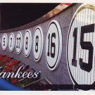 2010 Topps #260 New York Yankees