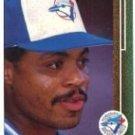1989 Upper Deck #149 Jesse Barfield