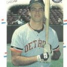 1988 Fleer 66 Matt Nokes RC