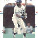 1988 Fleer 274 Willie Wilson