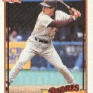 1991 Topps 547 Mike Pagliarulo