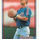 1991 Topps 734 John Russell