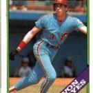 1988 Topps 215 Von Hayes