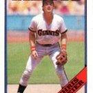 1988 Topps 329 Chris Speier