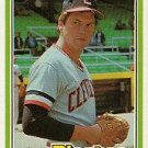 1981 Donruss 563A Bob Owchinko
