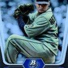 2012 Bowman Platinum #85 Felix Hernandez
