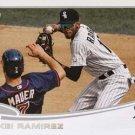 2013 Topps #395 Alexei Ramirez