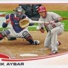 2013 Topps #489 Erick Aybar