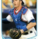 2013 Topps #525 J.P. Arencibia