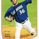 2013 Topps #530 Wade Miley