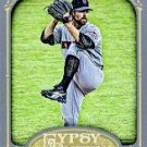 2012 Topps Gypsy Queen #223 R.A. Dickey