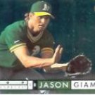 1994 Upper Deck #525 Jason Giambi